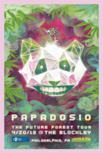Prints Not Prison Art Drive Poster - Papadosio