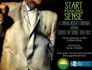 Start Making Sense - Poster