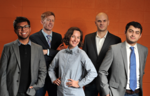The New Economy Consulting Team