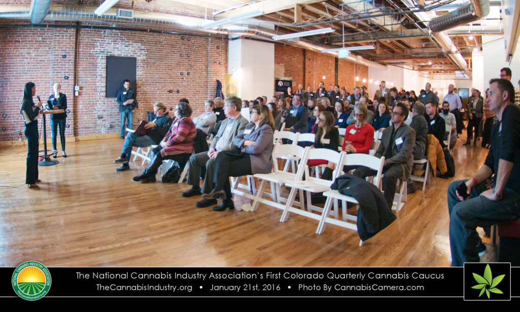 The National Cannabis Industry Association's First Quarterly Colorado Cannabis Caucus