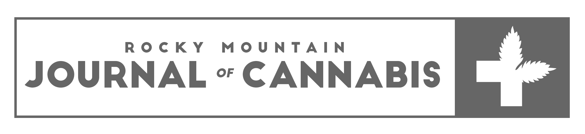 Rocky Mountain Journal of Cannabis