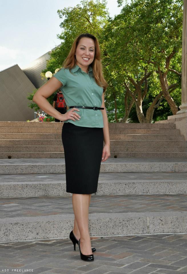 Larisa Bolivar, Executive Director of Cannabis Consumers Coalition.