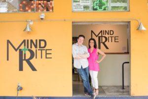 Shea and Jaime Conley, MindRite Dispensary