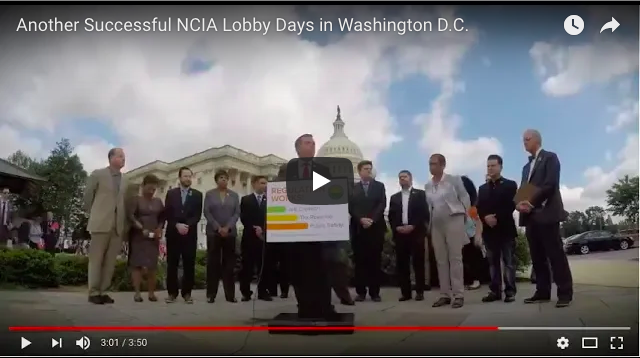 Video: Another Successful NCIA Lobby Days