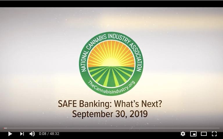 Webinar Recording: SAFE Banking – What's Next?