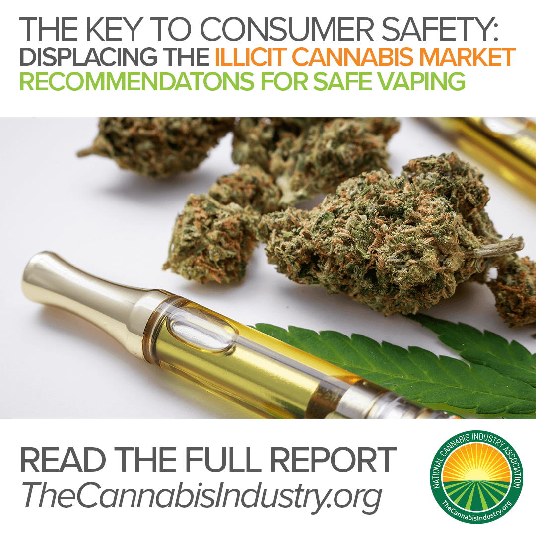 NCIA Releases Extensive Report on Vaping Illness and Related Policy