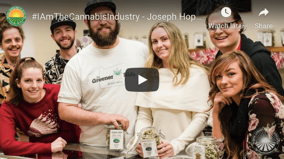 #IAmTheCannabisIndustry: Joseph Hopkins, The Greener Side