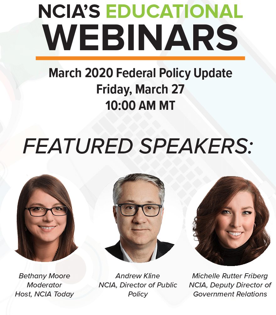 Webinar Recording: A Spring Federal Policy and Government Relations Update