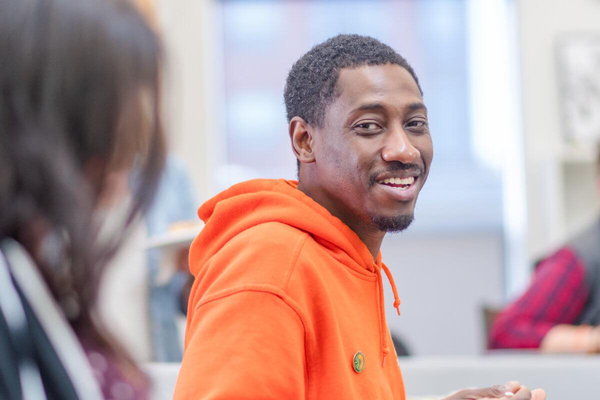 Meet The Team: Tahir Johnson – NCIA's Business Development Manager
