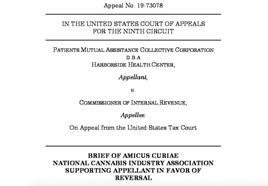 NCIA Filed Amicus Brief – Court of Appeals, Ninth Circuit