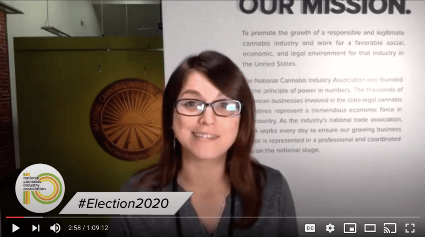 Video: NCIA Today – #Election2020 Special Episode