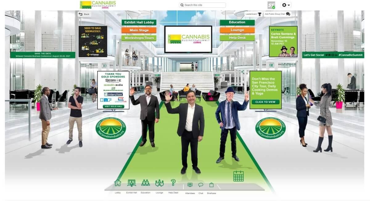 #CannaBizSummit 2020 – A Look Inside the Live Virtual Event