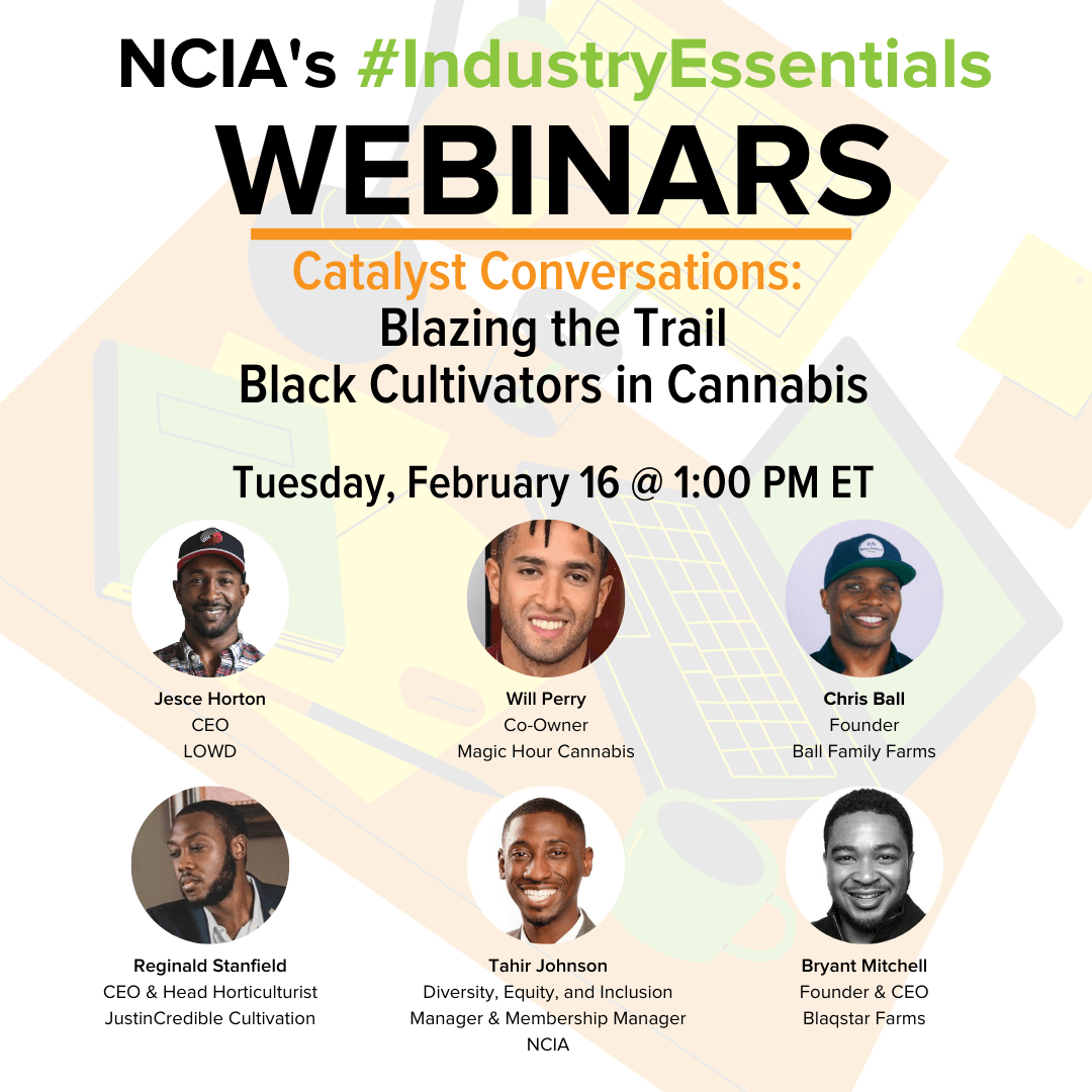 Protected: Catalyst Conversations | 2.16.21 | Blazing the Trail – Black Cultivators in Cannabis