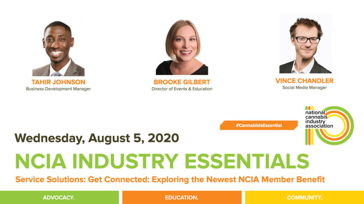 #IndustryEssentials Webinar Recording – Service Solutions: Get Connected – Exploring the newest NCIA Member Benefit