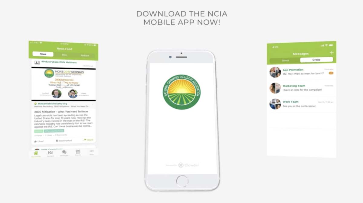 Download NCIA's New Mobile App
