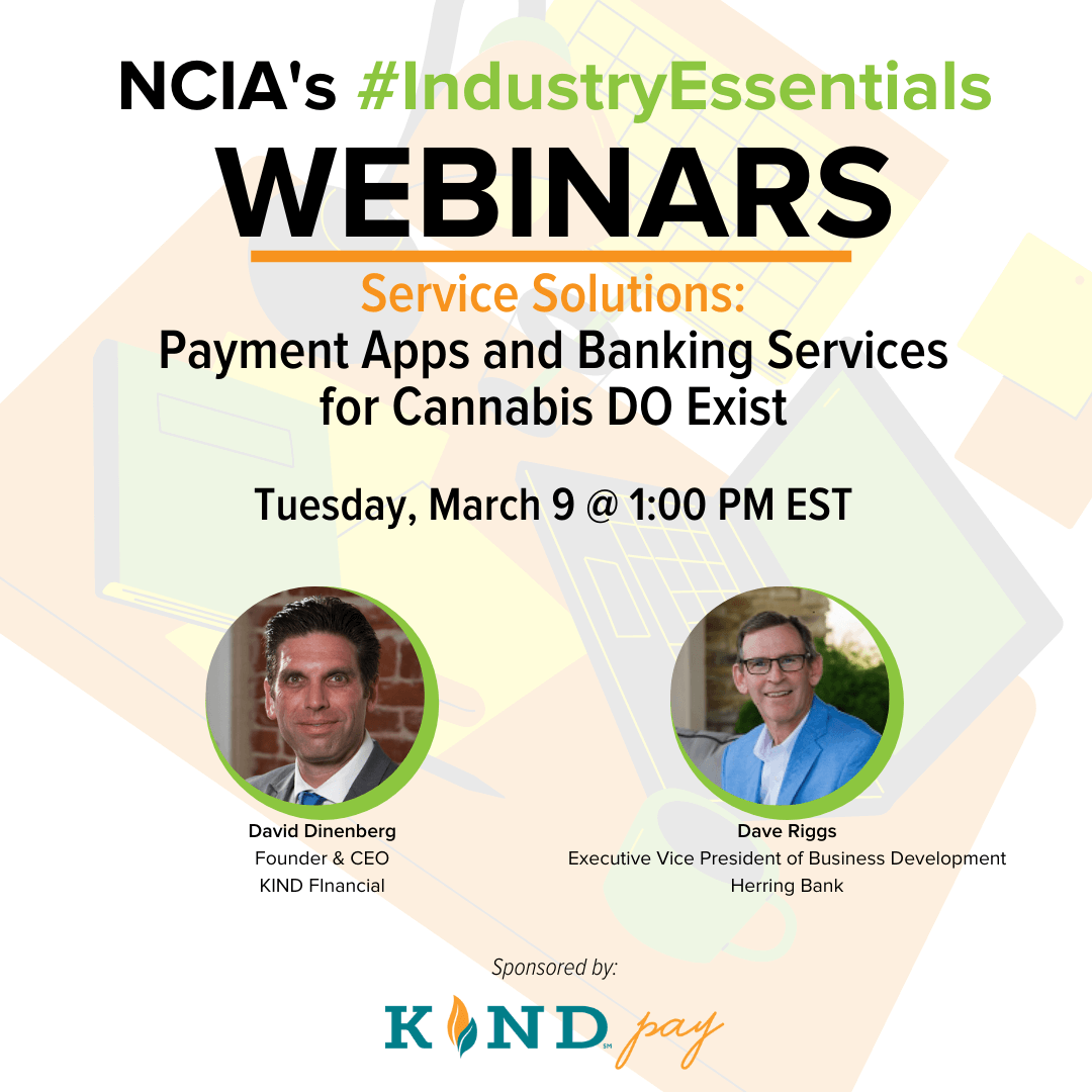 Service Solutions | 3.9.21 | Payment Apps & Banking Services for Cannabis DO Exist | KIND Financial