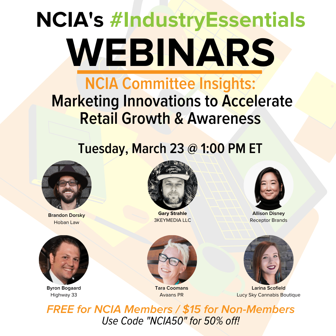 Committee Insights   3.23.21   Marketing Innovations to Accelerate Retail Growth & Awareness