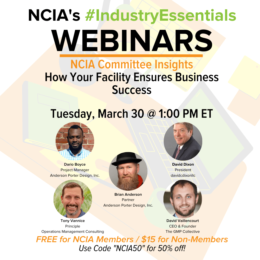 Committee Insights | 3.30.21 | How Your Facility Design Ensures Business Success