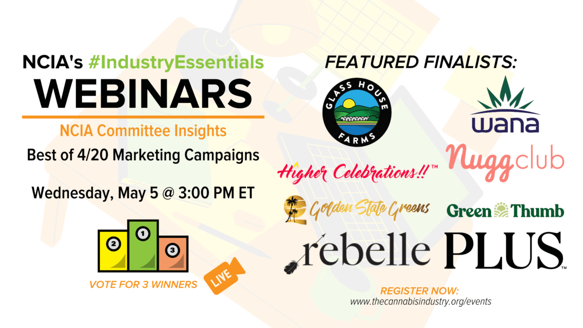 Announcing The Top 8 Finalists | Best of 4/20 Marketing Campaigns