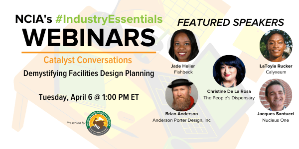 Catalyst Conversations | 4.6.21 | Demystifying Facilities Design Planning