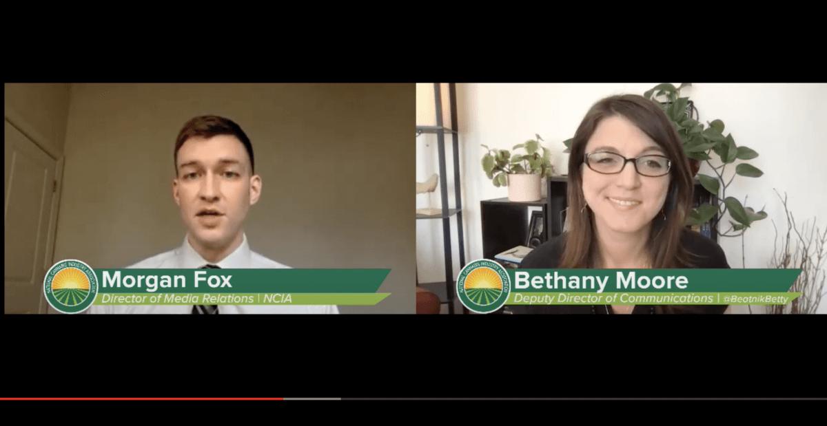 Video: NCIA Today – April 2, 2021