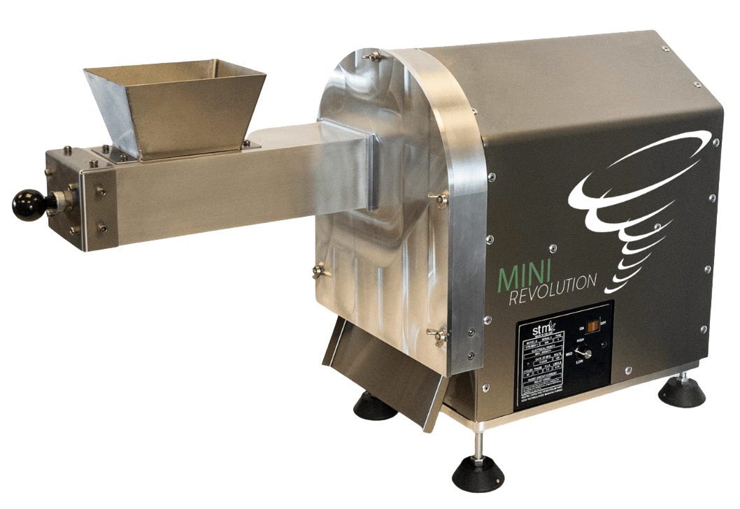 New Industrial Cannabis Grinder Perfect for Pre-Rolls and Extraction