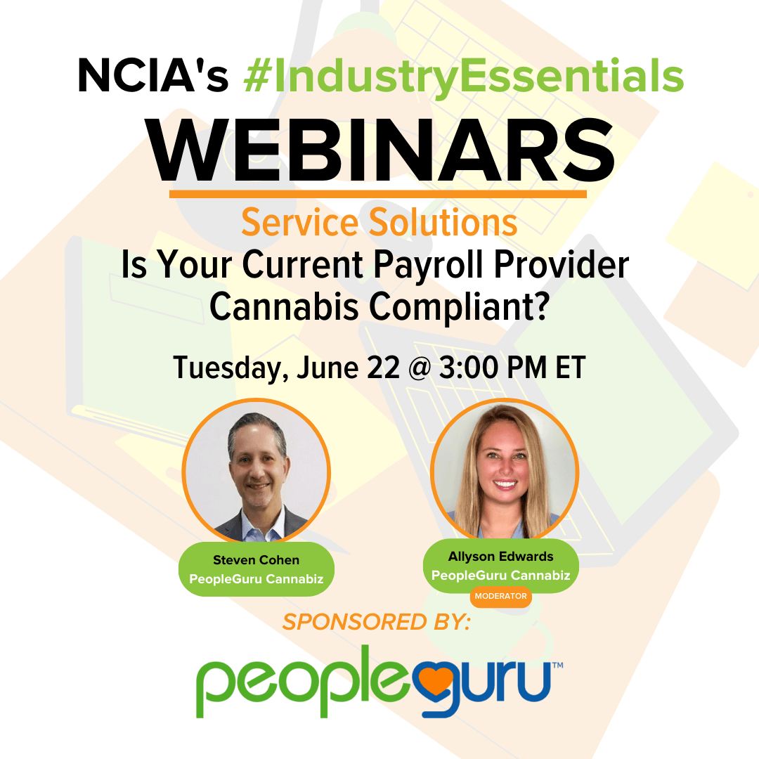 Service Solutions | 6.22.21 | Is Your Current Payroll Provider Cannabis Compliant? | PeopleGuru
