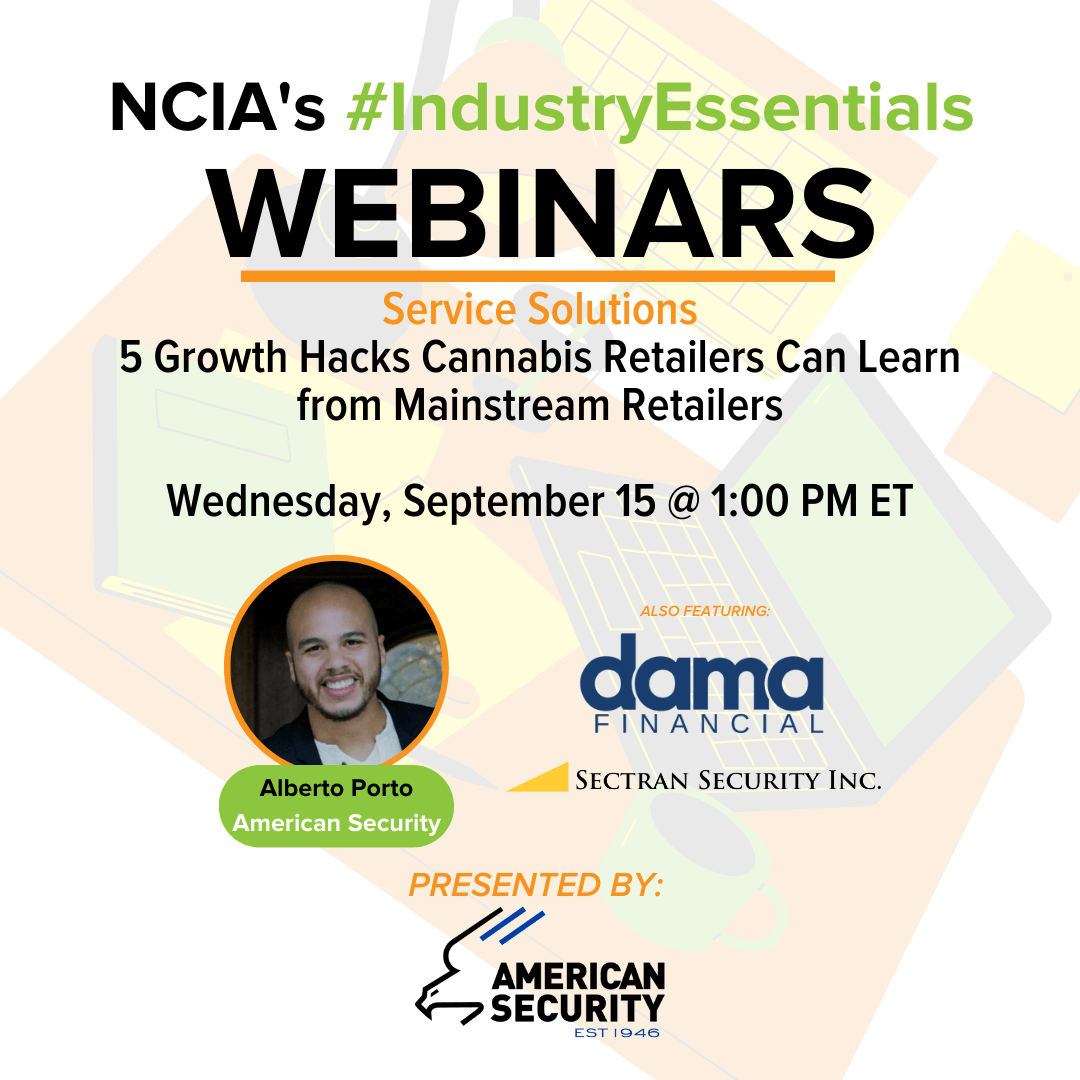 Service Solutions | 9.15.21 | 5 Growth Hacks Cannabis Retailers Can Learn from Mainstream Retailers