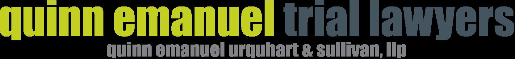 Quinn Emanuel Urquhart & Sullivan, LLP